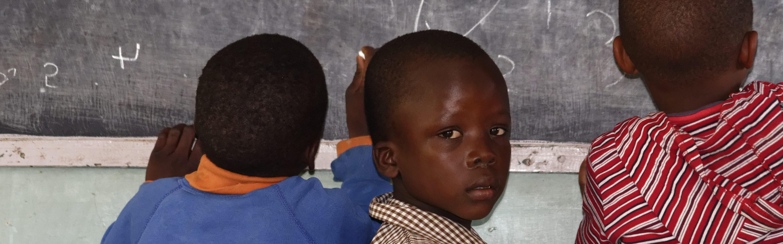 Kinder in der Vorschule