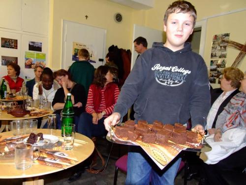 Schokoladenabend November 2006