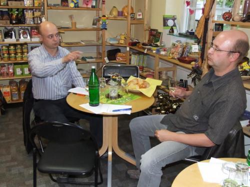 2010 0423 Weinprobe 0030