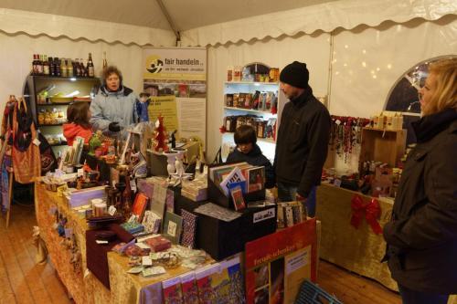 Weihnachtsmarkt an der Burg 2016